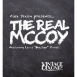 "Alex Dixon Releases ""The Real McCoy"""