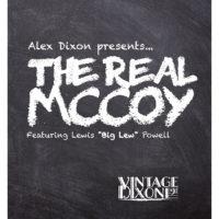 """Alex Dixon Releases """"The Real McCoy"""""""