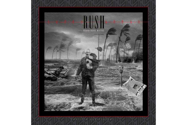 "Rush's ""Permanent Waves"" to get 40th-Anniversary Edition"