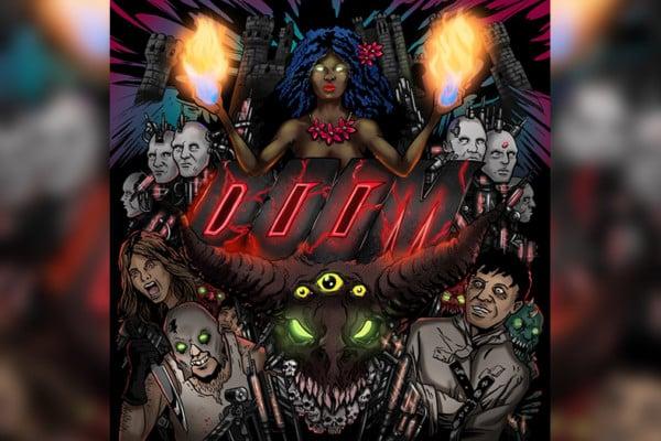 Doom Flamingo Releases Debut EP