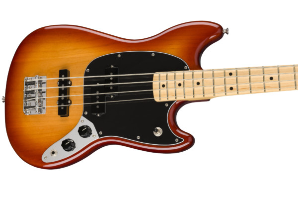 Fender Introduces the Player Series Mustang Bass PJ