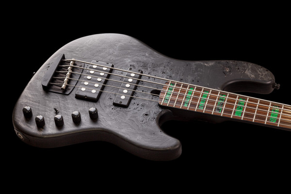 Mayones Now Shipping the Jabba Rev 5 Bass