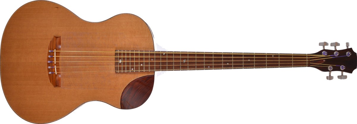 Schonitz Gitarren Zett Bass