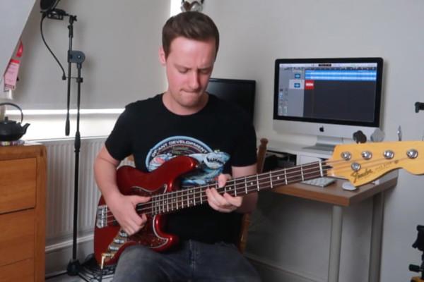 "Alasdair McLachlan: Slap Bass Arrangement of ""Ain't Nobody"""
