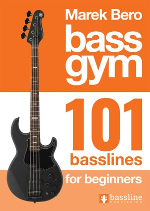 Bass Gym 101 Basslines for Beginners