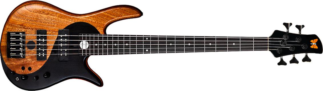 Fodera Mahogany Yin Yang Standard 5-string Bass