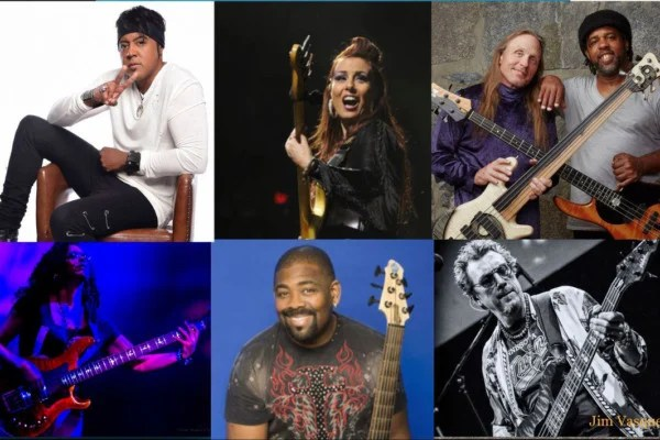 Steve Bailey and Victor Wooten Host Prince's Bassists For Free Webinar