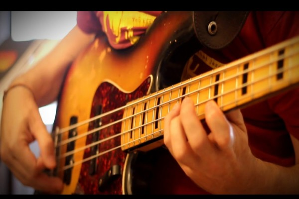 Diego Tarantino: Beatles Medley on Bass