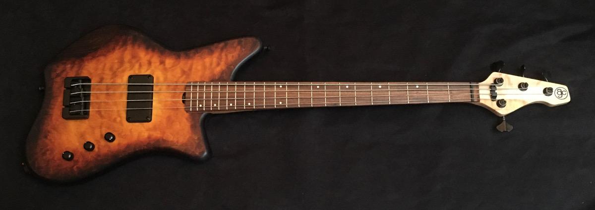 AC Guitars SLG 4-String Bass