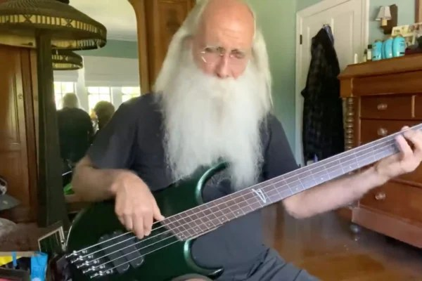 "Leland Sklar: ""Rosanna"" Playthrough and Discussion"