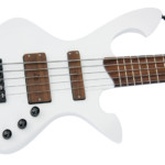 "Bass of the Week: Wahlbrink Basses ""The Headless White"" Custom Bass"