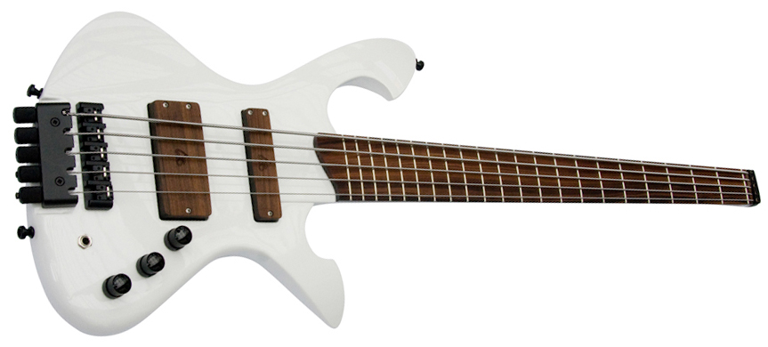 Wahlbrink Hades 4-String Salmo Salar Bass