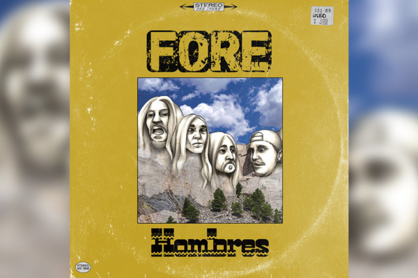 "FORE Releases ""Hombres"" with Christian ""Speesy"" Giesler"