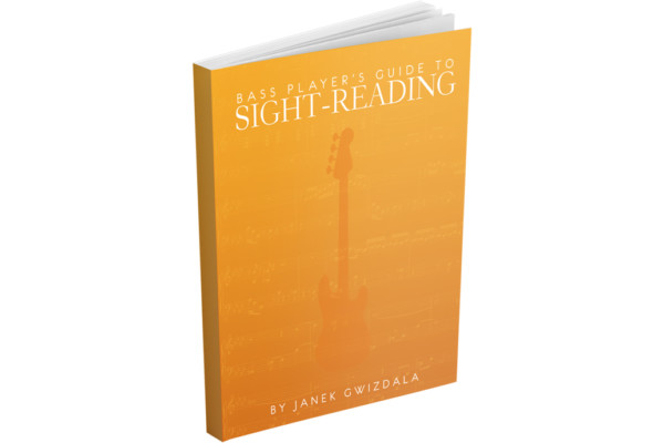"Janek Gwizdala Publishes ""Bass Player's Guide to Sight-Reading"""