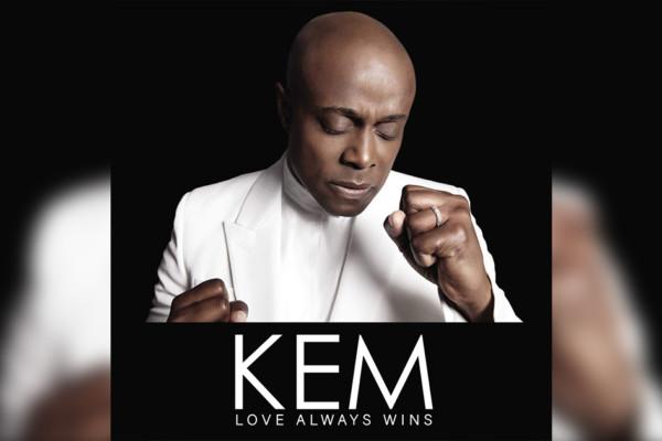 "Kem Releases ""Love Always Wins"""