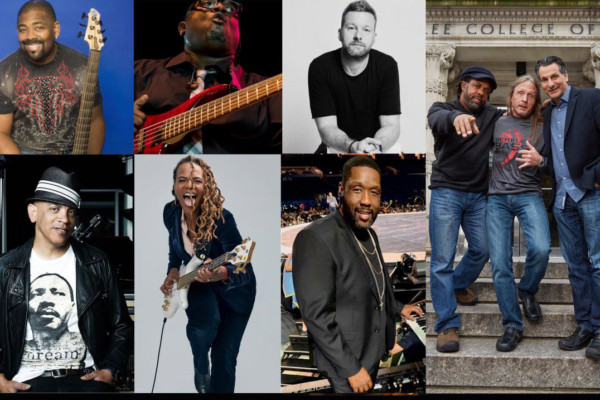 "Steve Bailey, Victor Wooten, and John Patitucci to Host Free ""MD Shed"" Webinar"