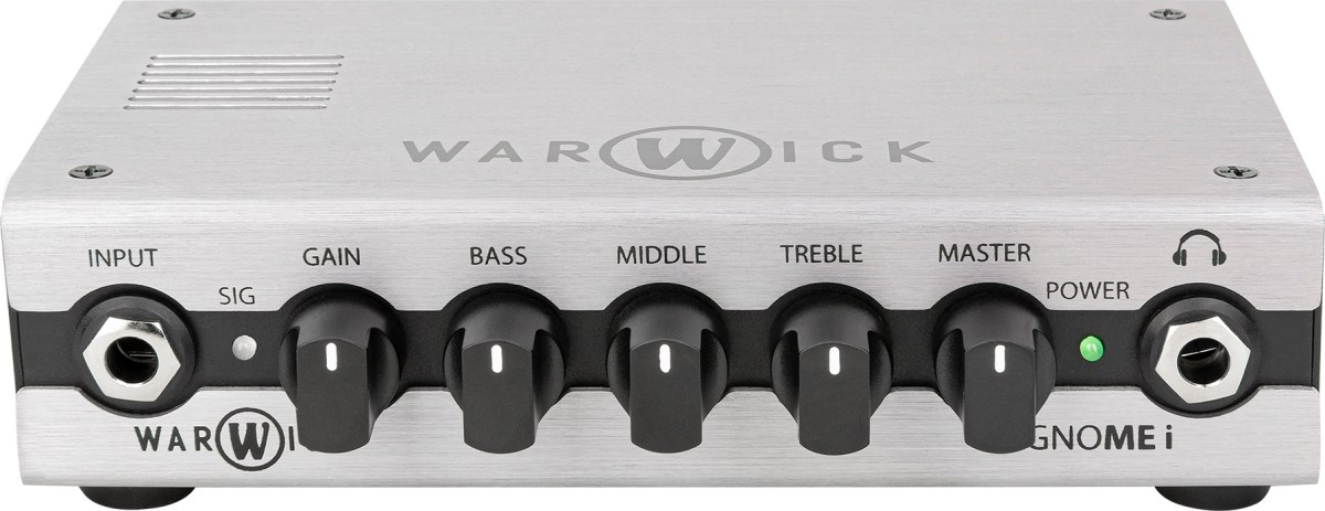Warwick Gnome Micro Bass Amp