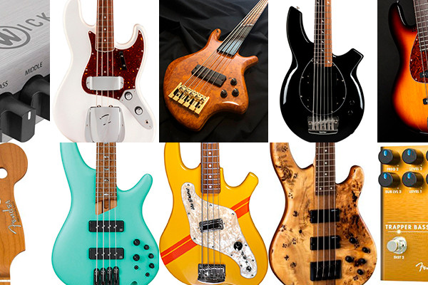 Bass Gear Roundup: The Top Gear Stories in August 2020