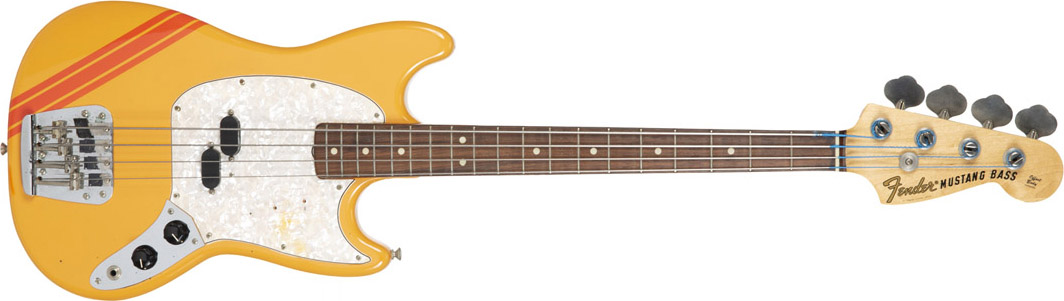 Bill Wyman Fender Mustang Bass