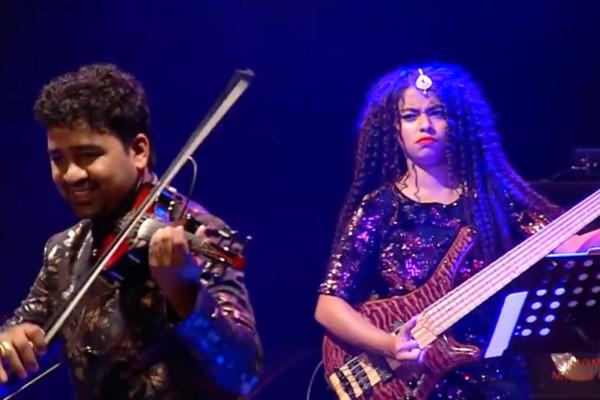 Abhijith P S Nair, Mohini Dey and Sandeep Mohan: Mahaganapathim