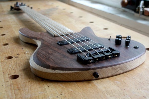 Bass of the Week: m7 Bassworks Type [M] 5-String Bass