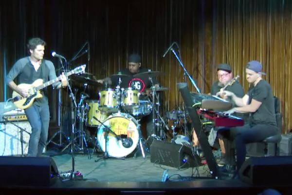 Mark Lettieri Group: Gigantactis (Live)