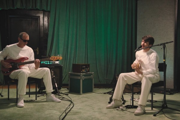 "Rex Orange County with Pino Palladino: Songs From ""bcos u will never b free"""