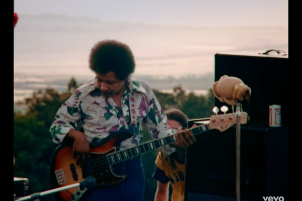 The Jimi Hendrix Experience: Voodoo Child (Slight Return) (Live In Maui, 1970)