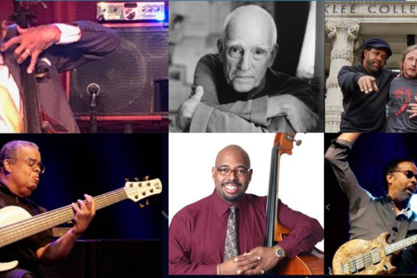 "Bailey, Wooten, and Patitucci to Host Free ""Giants of Bass"" Webinar"