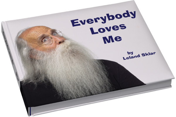 "Leland Sklar Announces New Book, ""Everybody Loves Me"""