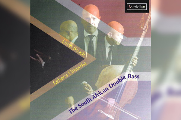 "Leon Bosch Releases ""The South African Double Bass"""