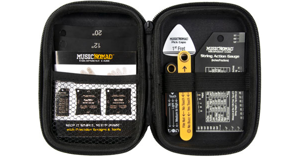 Music Nomad Announces 6-Piece Precision Setup Gauge Set
