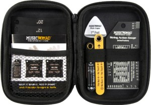 Music Nomad 6-Piece Precision Setup Gauge Set