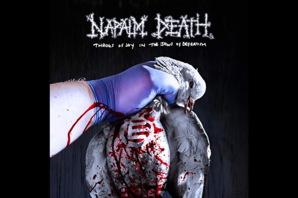 Shane Embury Takes The Lead on Napalm Death's 16th Studio Album