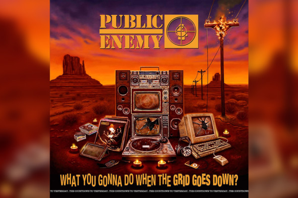 "Public Enemy Reunites Original Lineup for ""What You Gonna Do When the Grid Goes Down?"""