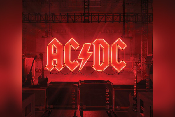 "AC/DC Returns with ""Power Up"""