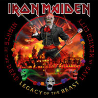 """Iron Maiden Releases """"Nights of the Dead"""" Live Album from Mexico City"""