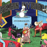 """Kenny James Releases New """"Invisiblemann"""" Album with Bass Giveaway"""
