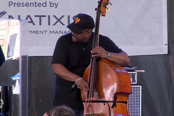 Herbie Hancock, Christian McBride & Vinnie Colaiuta: Live at Newport Jazz Festival