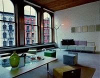 Loft  Manhattan par Morris Sato Studio