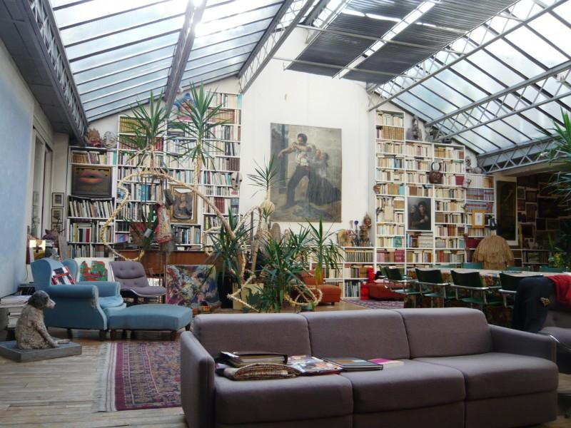 Loft La Dco Africaine Paris