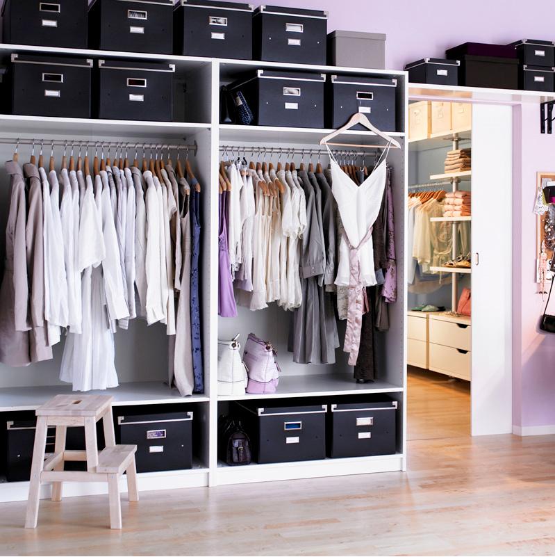 Dressing Ikea Blanc