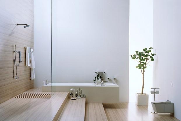 18 ides de douche pour votre loft