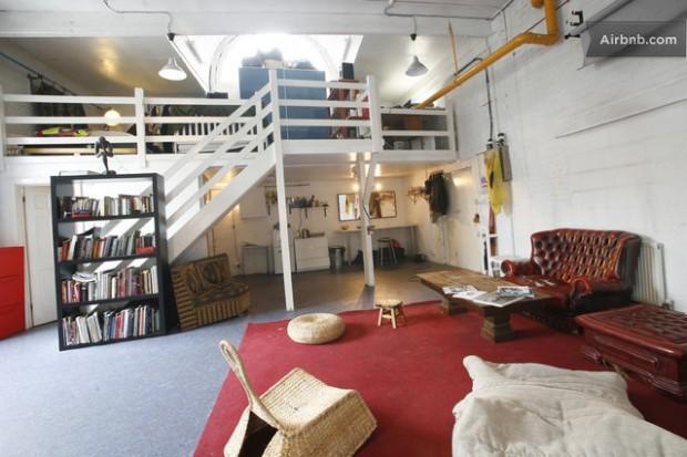 Loft Louer Londres Avec Airbnb