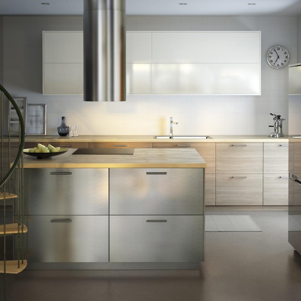 Cuisine Ikea Metod le nouveau systme de cuisine Ikea