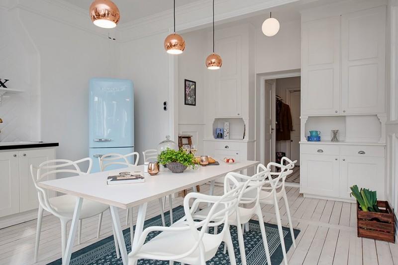 Dco scandinave dans un appartement  Gothenburg