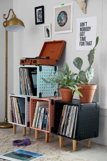 Record Storage Ideas Pinterest