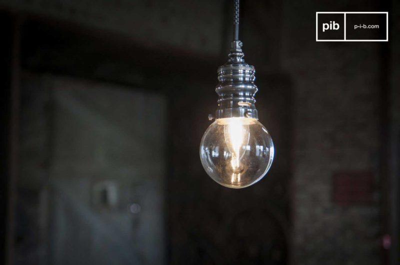 suspension industrielle 24 luminaires
