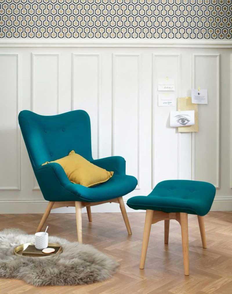 fauteuil scandinave 21 modeles pour
