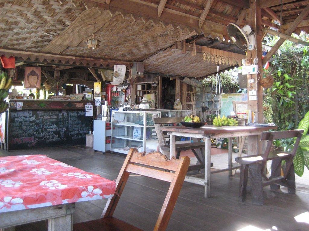 Dernière guesthouse thaïlandaise